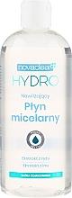 Parfums et Produits cosmétiques Eau micellaire hydratante - Novaclear Hydro Micellar Water