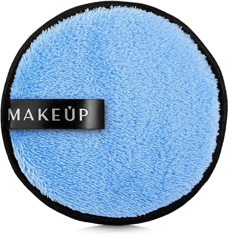 Éponge nettoyante pour visage, My Cookie, bleu - MakeUp Makeup Cleansing Sponge Blue