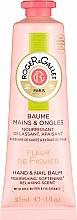 Parfums et Produits cosmétiques Baume nourrissant à l'extrait de figue pour mains et ongles - Roger & Gallet Fleur de Figuier