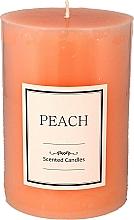 Parfums et Produits cosmétiques Bougie parfumée, Pêche - Artman Peach Candle