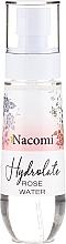 Parfums et Produits cosmétiques Hydrolat de rose - Nacomi Hydrolate Rose Water