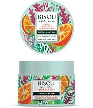 Parfums et Produits cosmétiques Gommage à l'extrait d'orange douce pour corps - Bisou I feel... Nature Anti-Cellulite Body Scrub Orange & Brown Algae