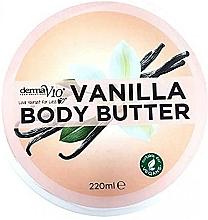 Parfums et Produits cosmétiques Beurre pour corps, Vanille - Derma V10