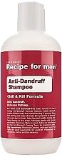 Parfums et Produits cosmétiques Shampooing anti-pelliculaire - Recipe for Men Anti-Dandruff Shampoo