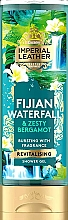 Parfums et Produits cosmétiques Gel douche Zeste de bergamote - PZ Cussons Imperial Leather Fijian Waterfall & Zesty Bergamot Shower Gel