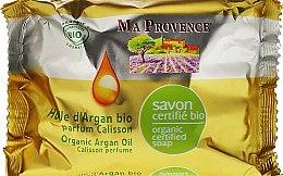 Parfums et Produits cosmétiques Savon à l'huile d'argan bio - Ma Provence Nature Soap