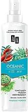 Parfums et Produits cosmétiques Brume visage tonifiante et rafraîchissante aux minéraux marins - AA Oceanic Essence