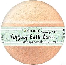 Parfums et Produits cosmétiques Bombe de bain pétillante à l'orange et vanille - Nacomi Orange Vanilla Bath Bomb