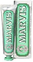 Parfums et Produits cosmétiques Dentifrice à la menthe - Marvis Classic Strong Mint