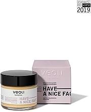 Parfums et Produits cosmétiques Crème de jour aux extraits de fraise et framboise - Veoli Botanica Deep Moisturizer Have A Nice Face