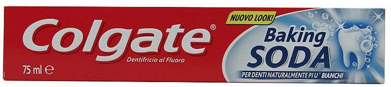 Dentifrice - Colgate Toothpaste Baking Soda