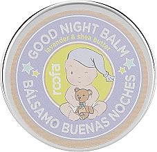 Parfums et Produits cosmétiques Baume protecteur au beurre de karité et huile de lavande - Roofa Good Night Balm