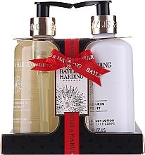 Parfums et Produits cosmétiques Coffret cadeau - Baylis & Harding Sweet Mandarine and Grapefruit (h/wash/300ml + b/lot/300ml)