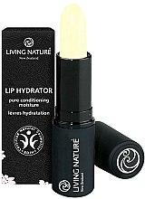 Parfums et Produits cosmétiques Baume à lèvres hydratant - Living Nature Lip Hydrator