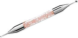 Parfums et Produits cosmétiques Nail Art dotting tool, 01 rose - Elisium