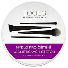 Parfums et Produits cosmétiques Savon nettoyant pour pinceaux de maquillage - Gabriella Salvete Tools Brush Cleansing Soap