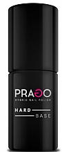 Parfums et Produits cosmétiques Base coat pour vernis semi-permanent - Prago Hard Base