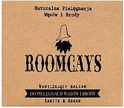 Parfums et Produits cosmétiques Baume au beurre de karité pour barbe et moustache - Roomcays