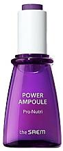 Parfums et Produits cosmétiques Sérum en ampoule à la glycerine pour visage - The Saem Power Ampoule Pro-nutri