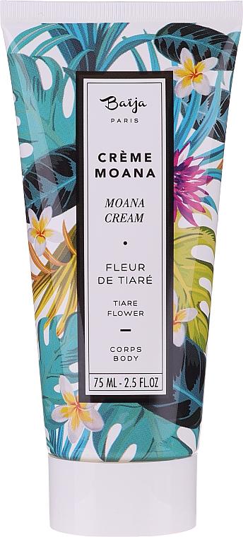 Crème au beurre de karité et huile de jojoba pour corps - Baija Moana Body Cream — Photo N3