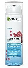 Parfums et Produits cosmétiques Brume protectrice à la grenade pour visage - Garnier Aqua Bomb Mist