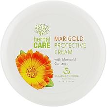Parfums et Produits cosmétiques Crème protectrice à l'extrait de calendula pour mains et corps - Bulgarian Rose Marigold Protective Cream