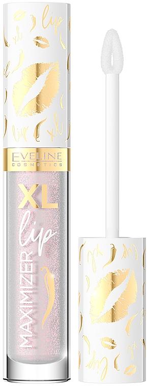 Gloss à lèvres repulpant à l'acide hyaluronique - Eveline XL Lip Maximizer