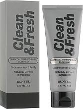 Parfums et Produits cosmétiques Masque au charbon pour visage - Eunyul Clean & Fresh Charcoal Transforming Clay Mask