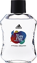 Parfums et Produits cosmétiques Adidas Team Five - Lotion après-rasage