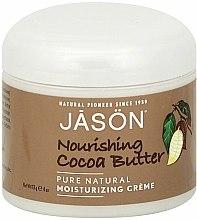 Parfums et Produits cosmétiques Crème au beurre de cacao pour corps - Jason Natural Cosmetics Pure Natural Nourishing Cocoa Butter