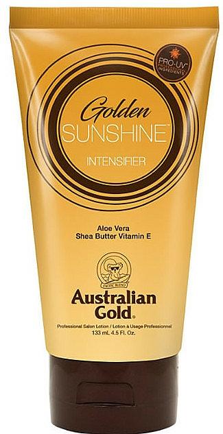 Accélérateur de bronzage pour corps - Australian Gold Sunshine Golden Intensifier Professional Lotion