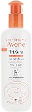 Parfums et Produits cosmétiques Lait nourrissant léger pour visage et corps - Avene Trixera Nutrition Nutri-Fluid Lotion