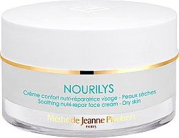 Parfums et Produits cosmétiques Crème à l'huile de cassis pour visage - Methode Jeanne Piaubert Soothing Nutri-Repair Face Cream