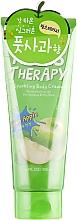 Parfums et Produits cosmétiques Crème à l'extrait de pomme verte pour corps - Farms Therapy Sparkling Body Cream Green Apple
