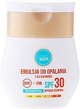 Parfums et Produits cosmétiques Émulsion corporelle à l'huile de monoï SPF 30 - Golden Sun