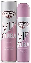 Parfums et Produits cosmétiques Cuba VIP Cuba - Eau de Parfum