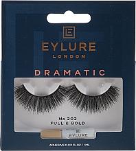 Parfums et Produits cosmétiques Faux-cils avec colle №202 - Eylure Dramatic