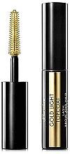 Parfums et Produits cosmétiques Guerlain Gold Light Topcoat Mascara - Mascara doré pour cils, sourcils et cheveux