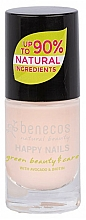 Parfums et Produits cosmétiques Vernis à ongles à l'huile d'avocat et kératine - Benecos Happy Nails Nail Polish