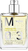 Parfums et Produits cosmétiques Escentric Molecules Molecule 03 - Eau de Parfum