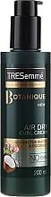 Parfums et Produits cosmétiques Crème à l'huile de coco pour cheveux - Tresemme Botanique Air Dry Curl Cream