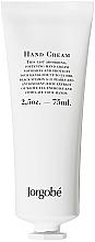 Parfums et Produits cosmétiques Crème aux vitamines A et E pour mains - Jorgobe Softening Hand Cream