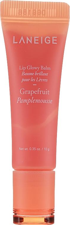 Baume brillant à l'extrait de pamplemousse pour lèvres - Laneige Lip Glowy Balm Grapefruit — Photo N2
