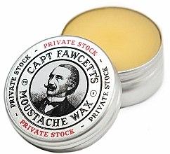 Parfums et Produits cosmétiques Cire à moustache - Captain Fawcett Private Stock Moustache Wax