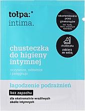 Parfums et Produits cosmétiques Lingette d'hygiène intime apaisante - Tolpa Intima