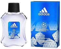 Parfums et Produits cosmétiques Lotion après-rasage - Adidas UEFA 7 Anthem Edition After Shave