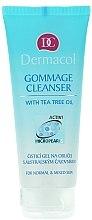 Parfums et Produits cosmétiques Gommage à l'huile d'arbre à thé pour visage - Dermacol Face Care Gommage Cleanser