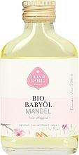 Parfums et Produits cosmétiques Huile d'amande bio pour enfants - Eliah Sahil Organic Almond Baby Oil