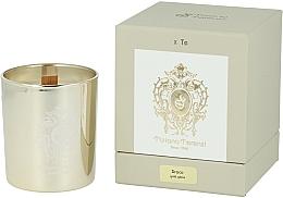 Parfums et Produits cosmétiques Tiziana Terenzi Draco Scented Candle Gold Glass - Bougie parfumée
