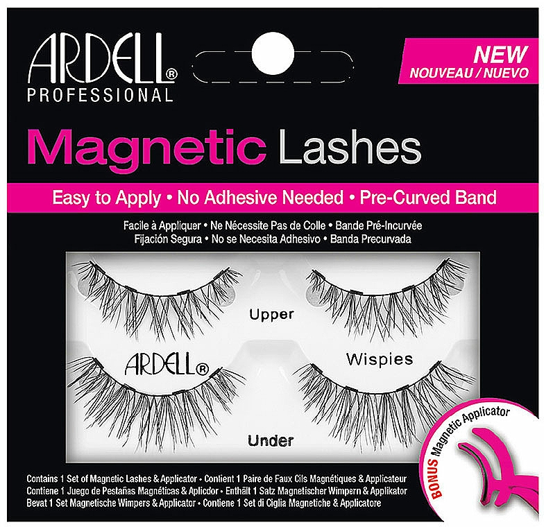 Faux cils - Ardell Magnetic Strip Lash Wispies